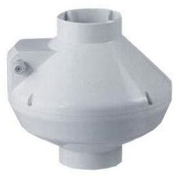 Acme Miami AFR-125 5 in. Centrifugal Fan Plastic Housing - 217 CFM - White