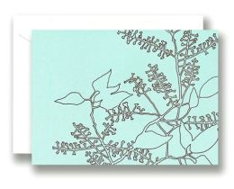 Wild Cherry Boxed Note Card Set of 10