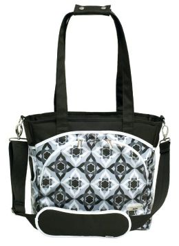 JJ Cole Mode Tote -Black Magnolia