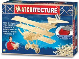 Matchitecture Fokker DR 1 Triplane Model Kit