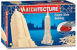 Matchitecture Empire State Building Model Kit