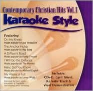 Contemporary Christian Hits, Vol. 1: Karaoke Style
