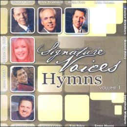 Signature Voices: Hymns, Vol.1