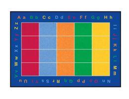ABC Squares Rug