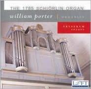 The 1785 Schiörlin Organ, Tryserum Sweden