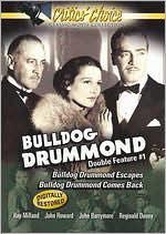 Bulldog Drummond Double Feature, Vol. 1