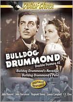 Bulldog Drummond Double Feature, Vol. 2