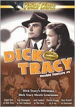 Dick Tracy Double Feature 2