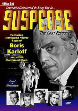 Suspense - The Lost Episodes, Collection 1