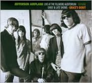Live at the Fillmore Auditorium 10/16/66: Early & Late Shows: Grace's Debut