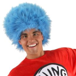 Dr. Seuss Thing 1 and 2 Wig (Adult)
