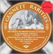 Gennett Rarities