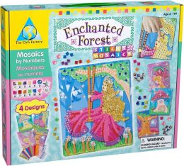 Sticky Mosaics Enchanted Forest