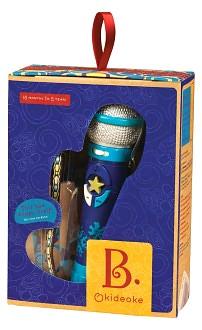 B. Okideoke® Toy Microphone