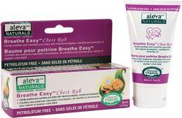 Aleva Naturals Baby Breathe Easy Chest Rub Cream, 50ml or 1.7 oz