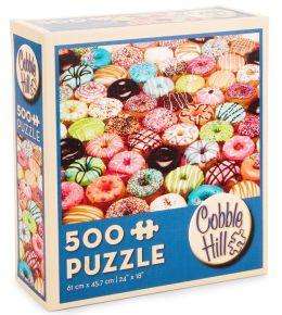 Doughnuts 500 piece puzzle