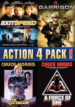Action 4 Pack, Vol. 2