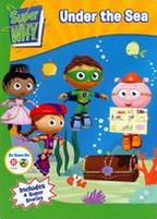 Super Why!: under the Sea