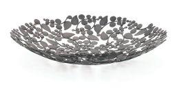 Antique Vine Bronze Round Platter