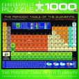 Product Image. Title: Periodic Table of Elements 1000 pc Puzzle