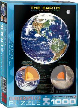 Earth 1000 piece Puzzle