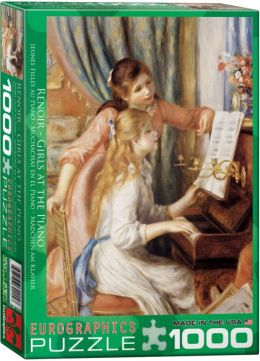 Renoir Girls at the Piano 1000 Piece Puzzle