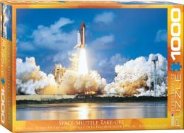 Space Shuttle Take-off 1000 piece Jigsaw Puzzle