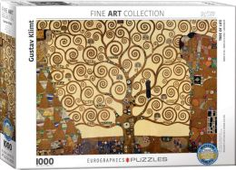 Klimt- Tree of Life 1000 pc Jigsaw Puzzle