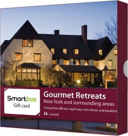 Gourmet Retreats Gift Card - New York Edition