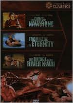 Guns of Navarone/from Here to Eternity/the Bridge on the River Kwai