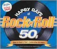 Happy Days of Rock 'n' Roll 50s [CD/DVD]