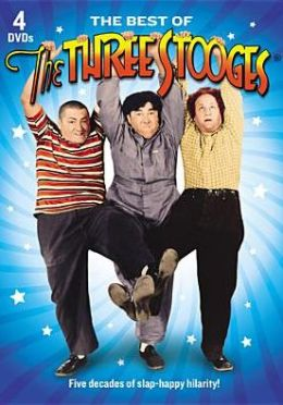 Three Stooges: Best of (4pc) / (Full Dol)