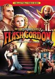 Video/DVD. Title: Flash Gordon: The Complete Adventures Of