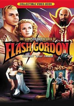 Flash Gordon: The Complete Adventures Of