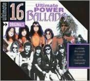Ultimate 16: Ultimate Power Ballads