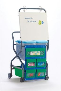 Copernicus LLS100 Leveled Literacy System- Teacher Trolley
