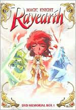 Magic Knight Rayearth: Memorial Collection 1