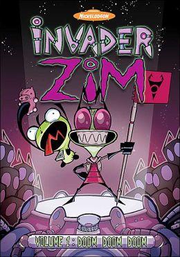 Invader ZIM 1 - Doom Doom Doom