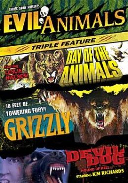 Evil Animals Triple Feature