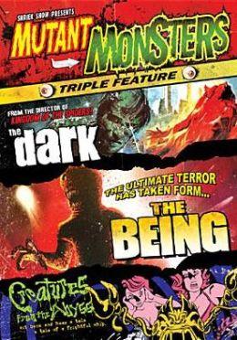 Mutant Monsters Triple Pack
