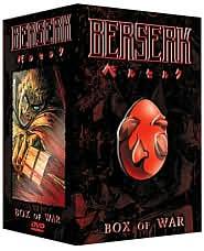 Berserk 1-5: War Cry