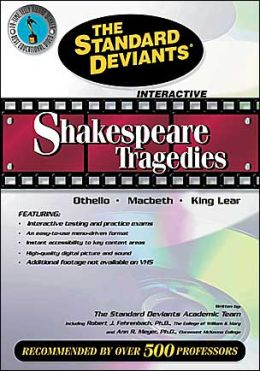 Standard Deviants: Shakespeare Tragedies 3