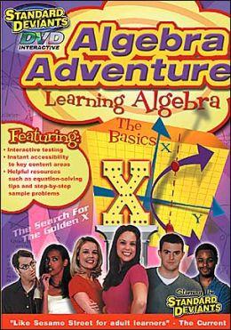 Standard Deviants: Algebra Adventure - Learning