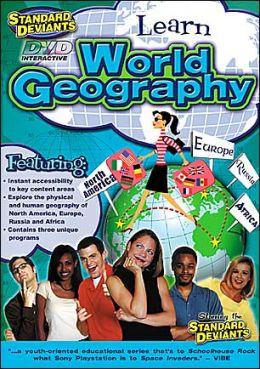 Standard Deviants: World Geography / Instructional