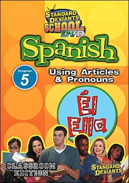 Standard Deviants School: Spanish, Program 5