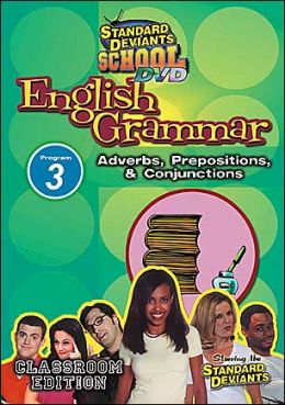Standard Deviants School: English Grammar, Program 3