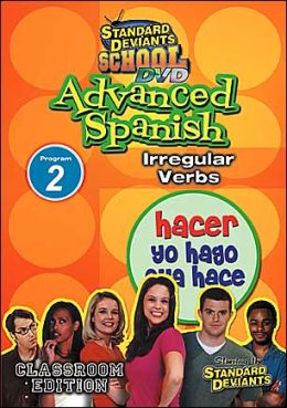 Standard Deviants School: Advanced Spanish, Program 2