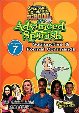 Standard Deviants School: Advanced Spanish, Program 7