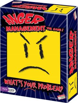 Anger Management Board Game
