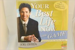 Your Best Life Now Game